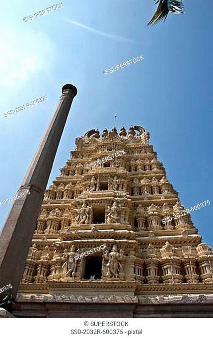 India, Mysore, Mysore Palace, Sri Shweta Varahaswamy Temple