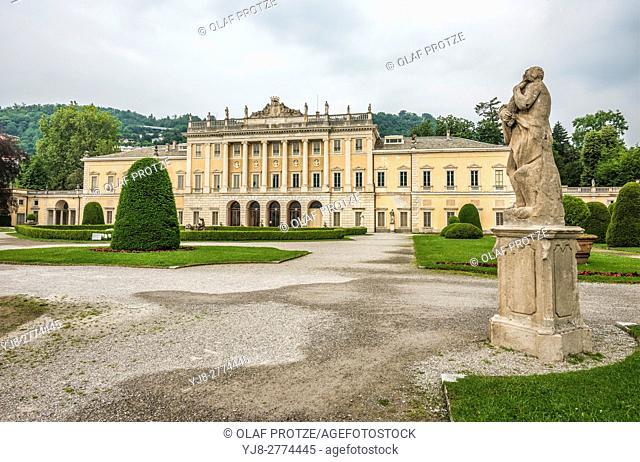 Villa Olmo is a neoclassical villa in Como, Lombardy, Italy