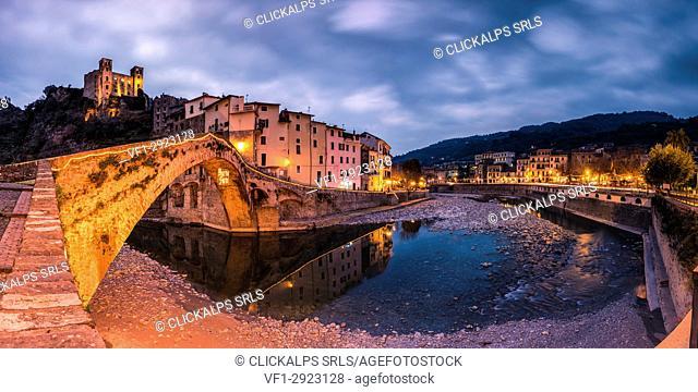 Dolceacqua, Ventimiglia, Liguria, province of Imperia, Italy, Europe