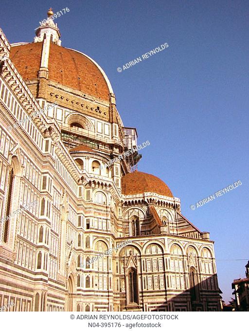Duomo. Santa María del Fiore. Florence. Italy