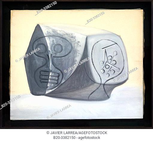 """""""Vanité"""", 1946, Pablo Picasso, Picasso Museum, Paris, France, Europe"""