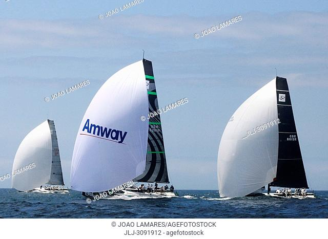 Rolex TP 52 World Championship, TP52 Super Serires, Cascais, Portugal | Photos by Joao Lamares / JLpress / AGE fotostock