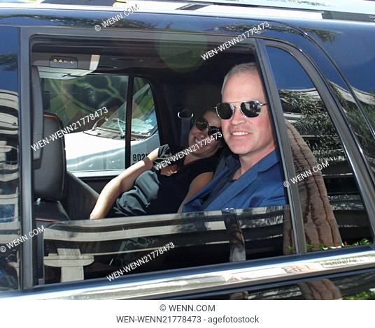 Neal Mcdonough Kisses His Wife Ruve Robertson In The Back Seat Of His Cat While At Los Angeles Stock Photo Picture And Rights Managed Image Pic Wen Wenn21778473 Agefotostock Ruve robertson, neal mcdonough 07/11/2013 red 2 los angeles premiere held. neal mcdonough kisses his wife ruve