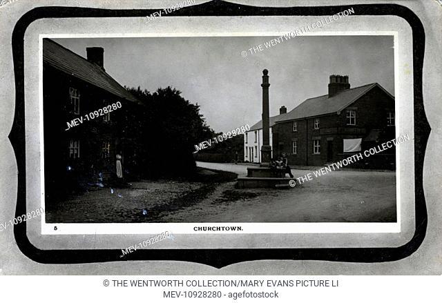 The Village, Churchtown, Garstang, near Preston, Lancashire, England