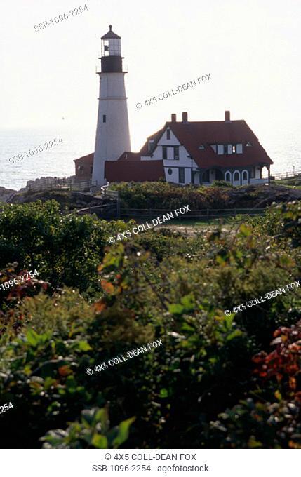 Portland Head LighthouseCape ElizabethMaineUSA