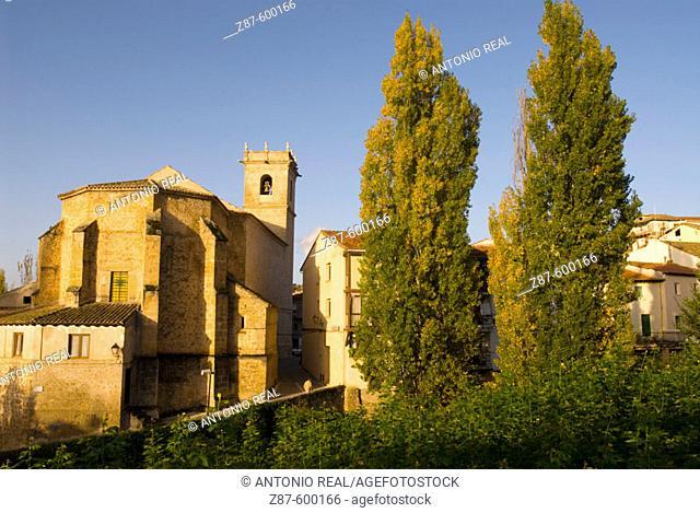 Trillo. La Alcarria. Guadalajara province, Castilla-La Mancha, Spain