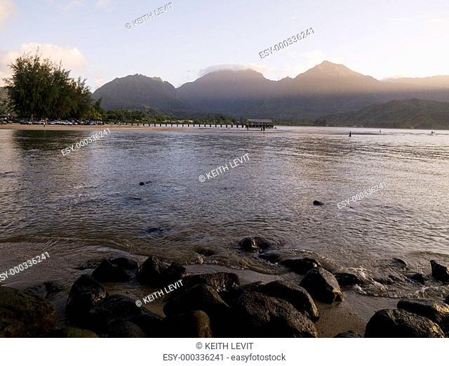 Scenic view, Kaui, Hawaii