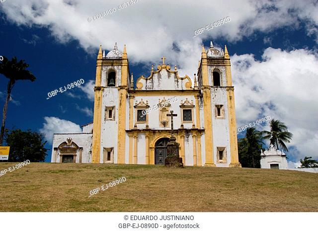 Historical Patrimony, Olinda, Pernambuco, Brazil