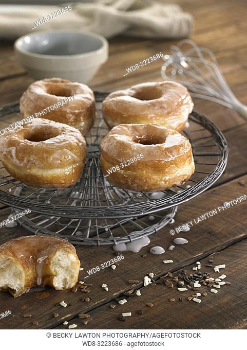 donuts caseros / Homemade Donuts