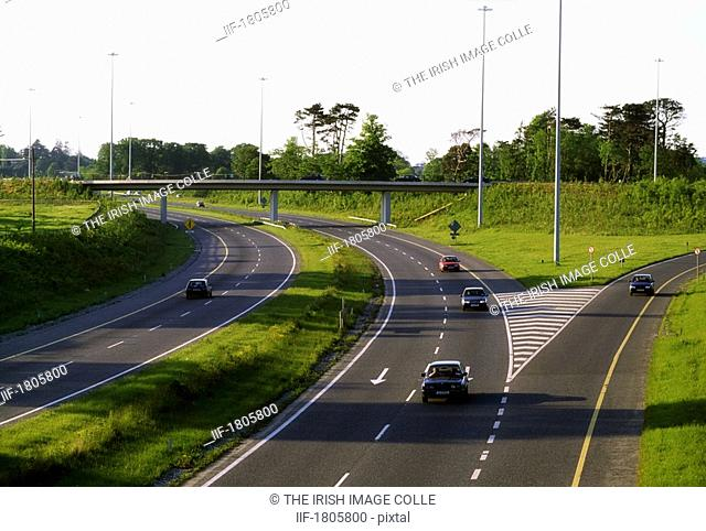 Motorways, Bray By-Pass, Co Wicklow, Ireland