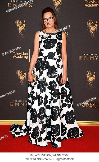 2017 Creative Arts Emmy Awards - Day 2 Featuring: Patricia McLaughlin Where: Los Angeles, California, United States When: 11 Sep 2017 Credit: FayesVision/WENN