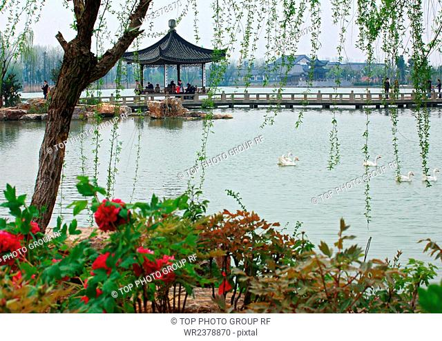 Shang Lake Kofuku-ji Temple Changshu city Jiangsu Province China