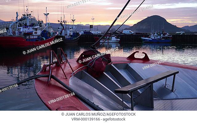 Santoña Harbour