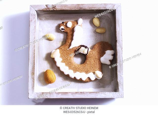 Gingerbread horse