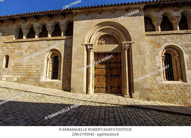 Santa Maria de pedralbes monastery, Barcelona, Spain, Europe