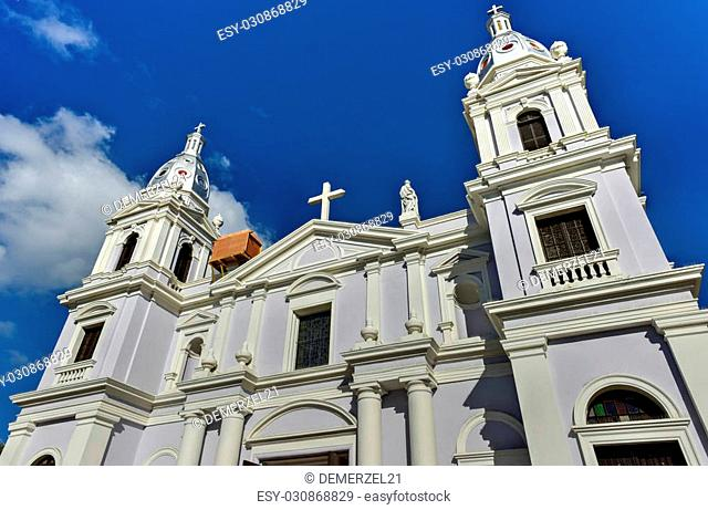 Our Lady of Guadalupe Cathedral in Ponce, Puerto Rico