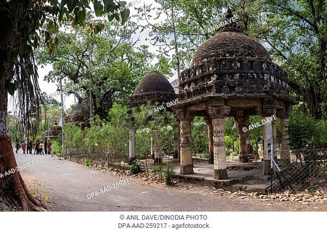 Polo Monument and Vijaynagar Forest, Sabarkantha, Gujarat, India, Asia