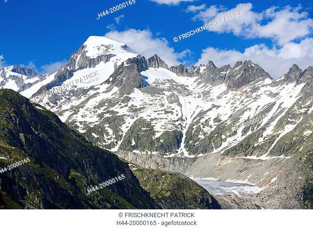 Galenstock - 3586 ms, Uri, Switzerland