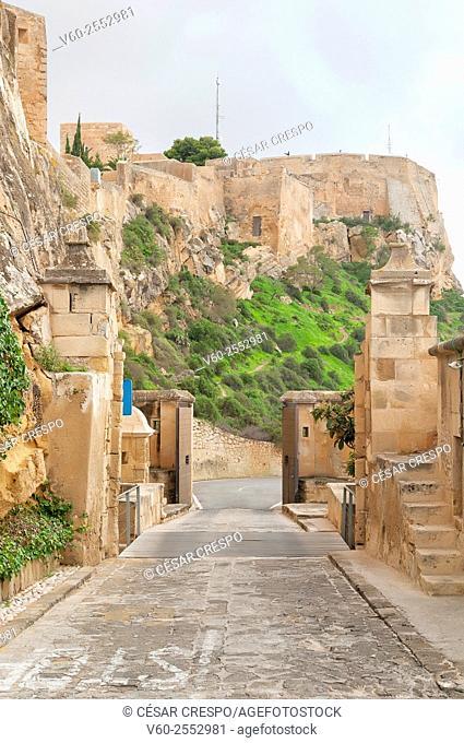 -Alicante Castle- Spain