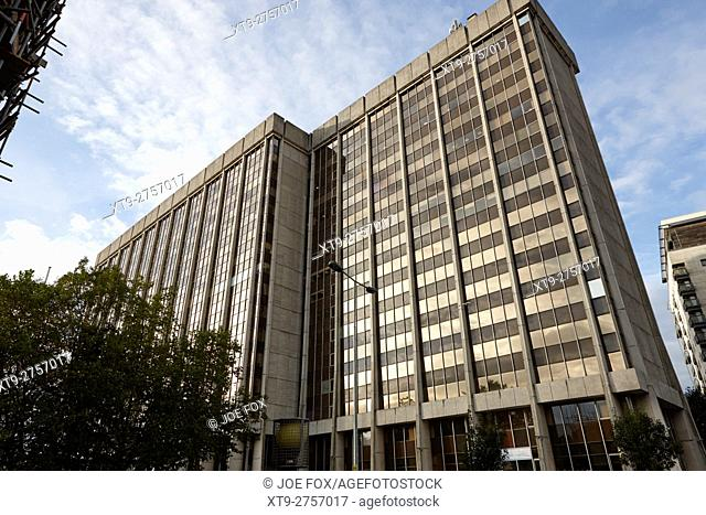 brunel house office building home to hmrc amongst others Cardiff Wales United Kingdom