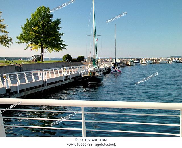 Traverse City, MI, Michigan, Lake Michigan, waterfront, lakefront