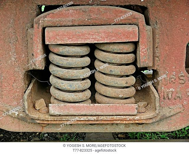 Railway Shock absorbers
