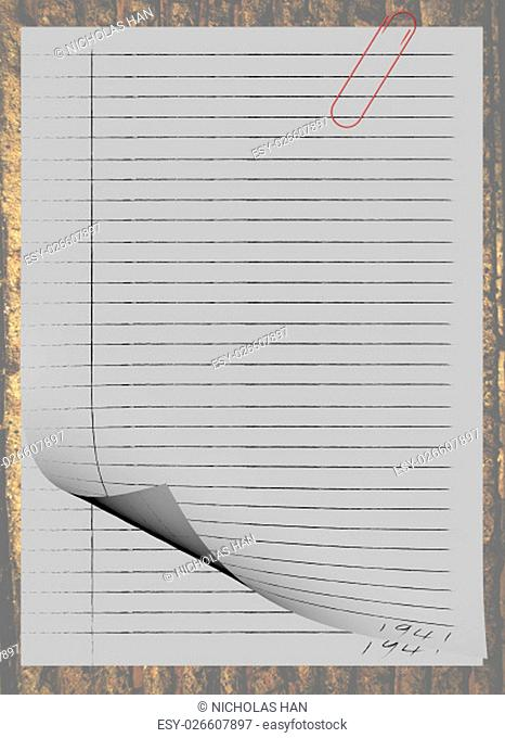 The Gray simple stationery old style template with nice background
