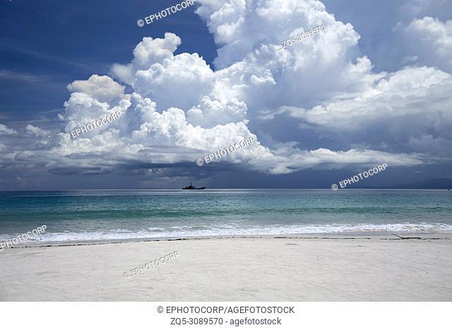 Radhanagar beach, Havelock Island, Andaman islands