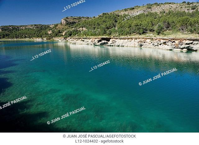 Ruidera lagoons, Albacete province, Castilla la Mancha, Spain