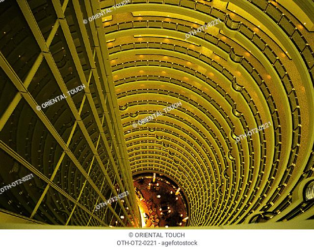Grand Hyatt Hotel, Shanghai, China