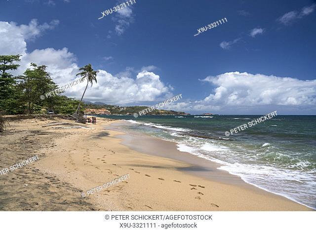Woodford Hill Beach, Dominica, Caribbean, Central America