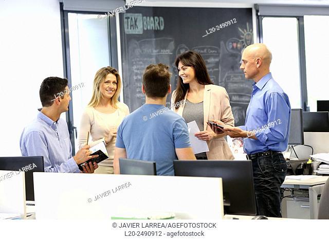 Executive Team. Office