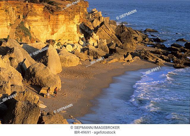 Spain Andalusia Costa de la Luz Cádiz - Conil de la Frontera - Roche
