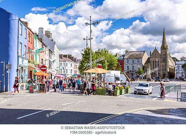Caernarfon, Gwynedd, Wales, United Kingdom, Europe