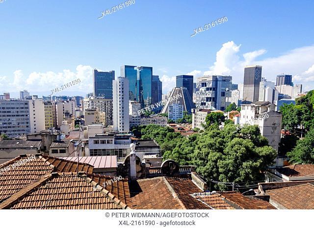 Rio de Janeiro, Centro, Brazil