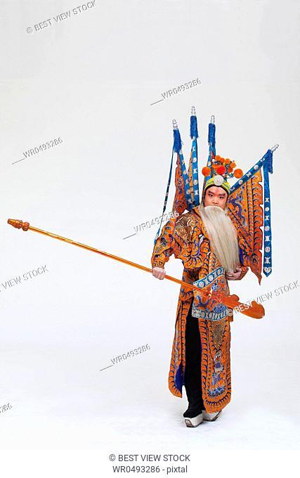 Peking Opera Huang Zhong
