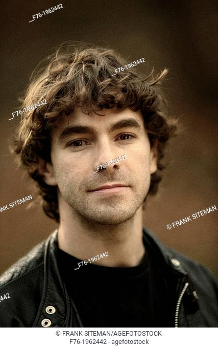Male, musician, portrait, young