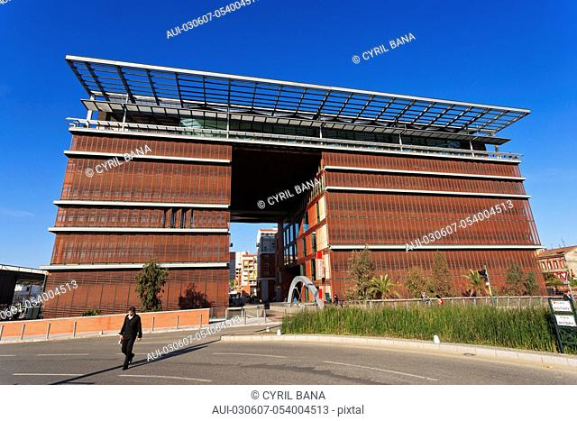 France, Toulouse, [José Cabanis Media Library]