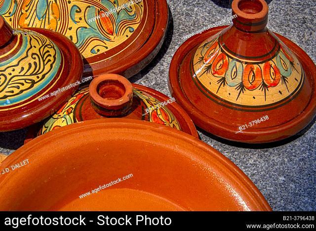 Morroco, Handicraft, ceramics,