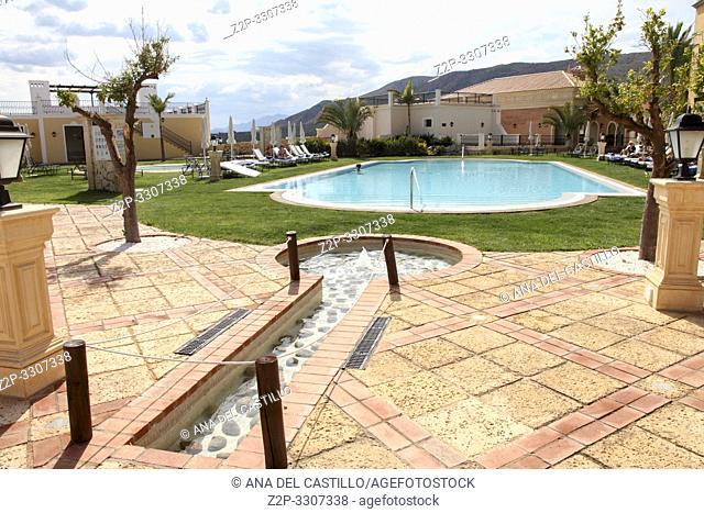 Mediterranean architecture, Benidorm Spain