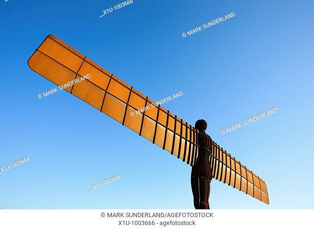 The Angel of The North Gateshead England