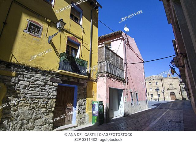 HUESCA ARAGON SPAIN ON MARCH 15, 2019