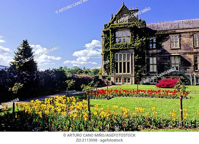 Muckross House and gardens, Killarney National Park, Killarney, County Kerry, Republic of Ireland