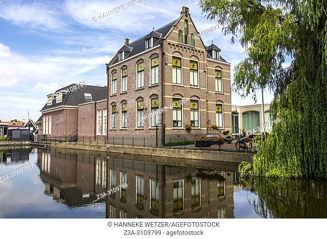 Volendam, North-Holland, the Netherlands, Europe
