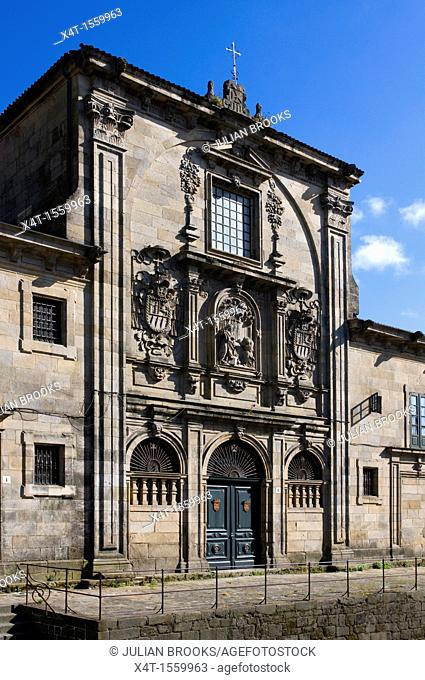 Convent in Santiage do Compostela