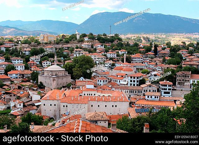 Traditional houses in Safranbolu, Turkey