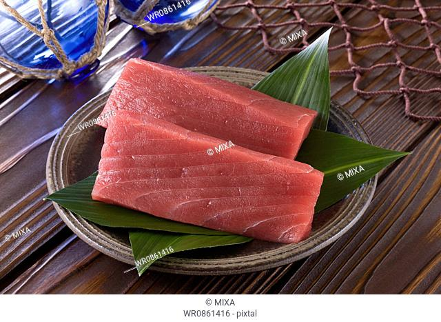 Sashimi Block of Lean Tuna