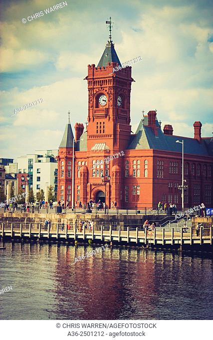 Pier House Cardiff Bay Cardiff Wales