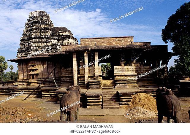 RAMAPPA TEMPLE, PALAMPET, ANDHRA PRADESH,INDIA