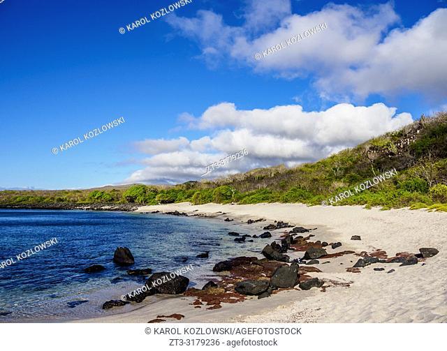 Baquerizo Beach, San Cristobal or Chatham Island, Galapagos, Ecuador
